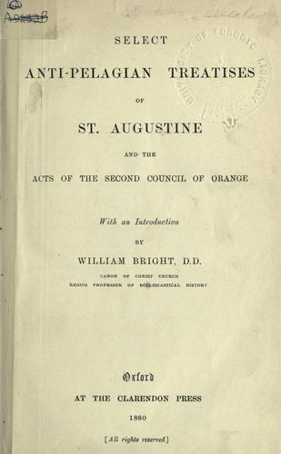 Selected works by Augustine of Hippo